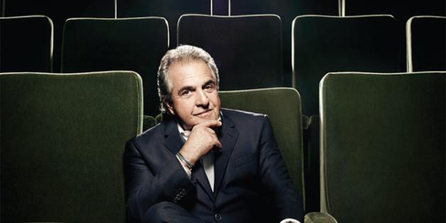 Ο Jim Γιαννόπουλος στο εξώφυλλο του περιοδικού Variety, Αύγουστος 2014