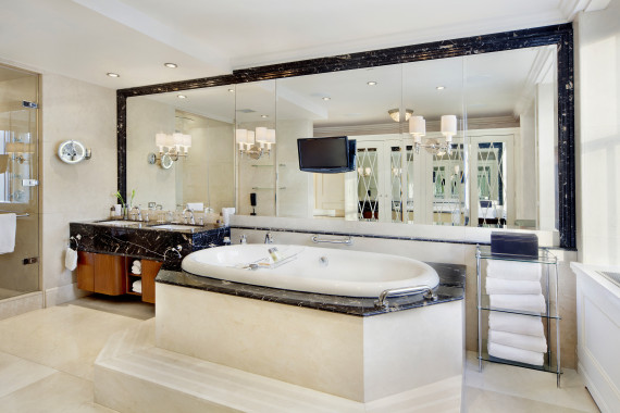 pierre hotel bathroom