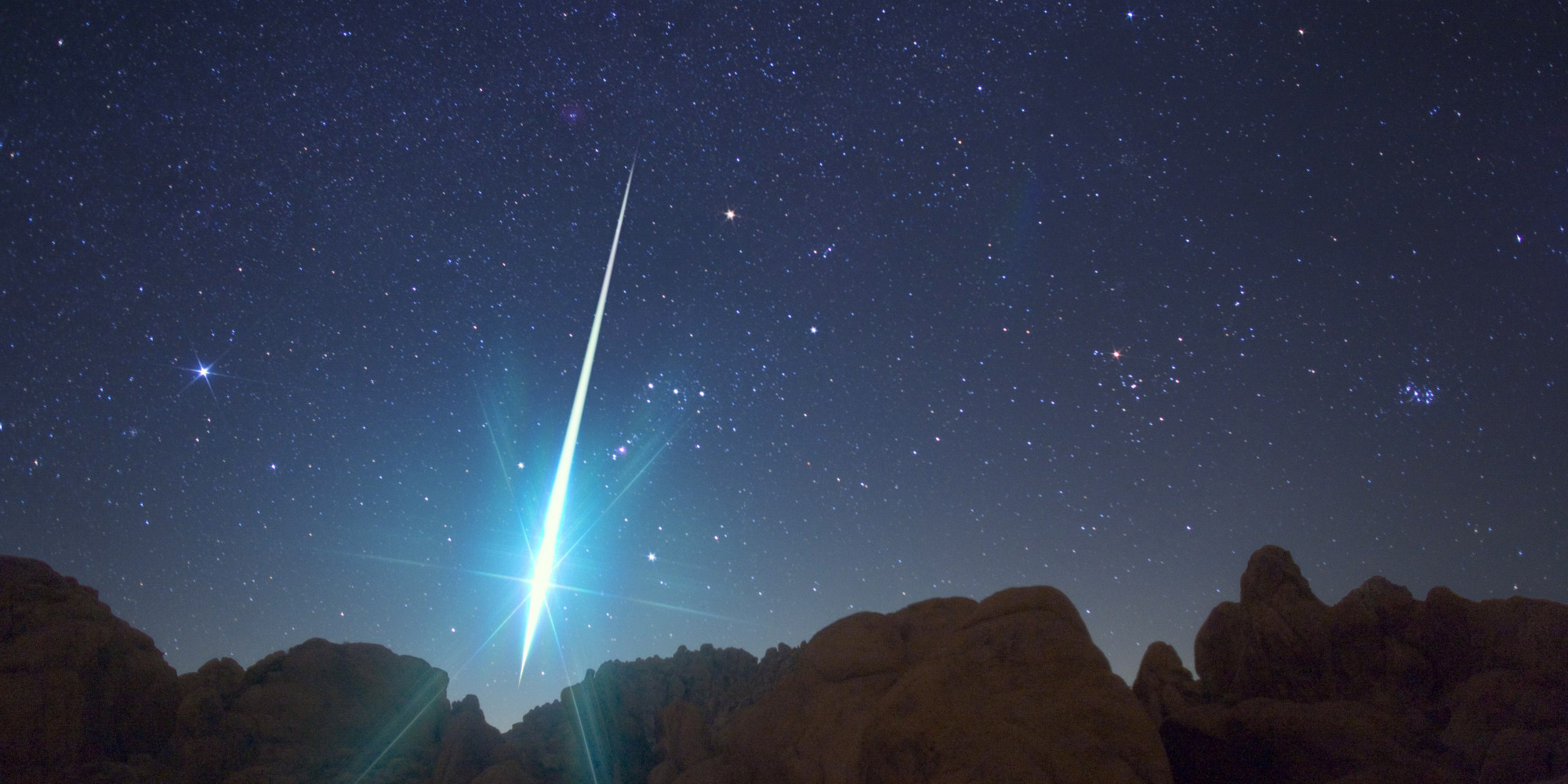 geminid meteor shower of 2014 how to watch the year s best sky show huffpost