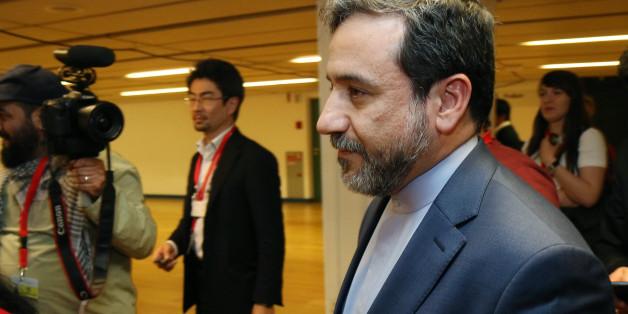 O υφυπουργός Εξωτερικών του Ιράν, Αμπάς Αρακτσί