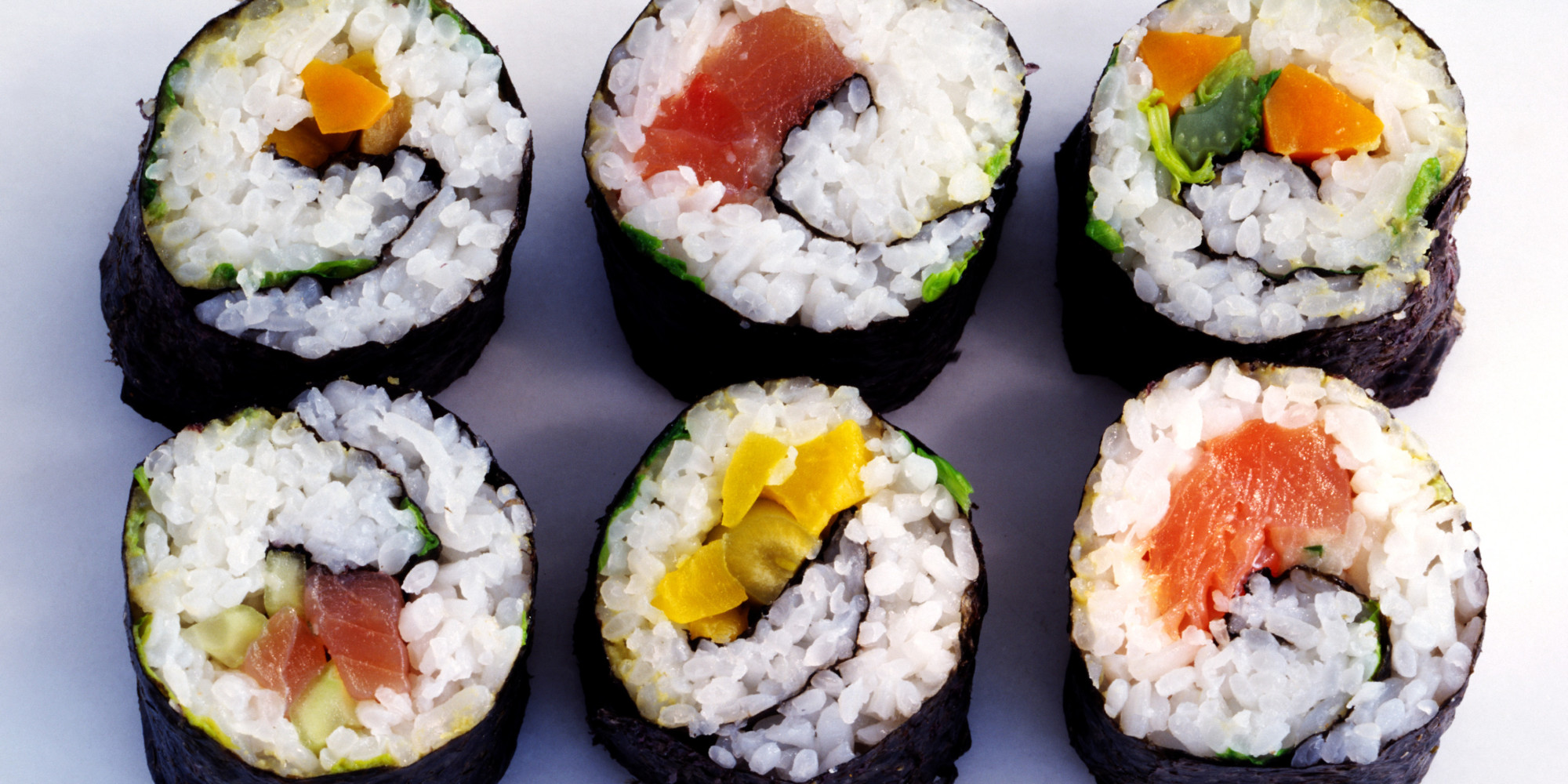 Is it really bad to order sushi on a monday huffpost for Where to buy fish for sushi