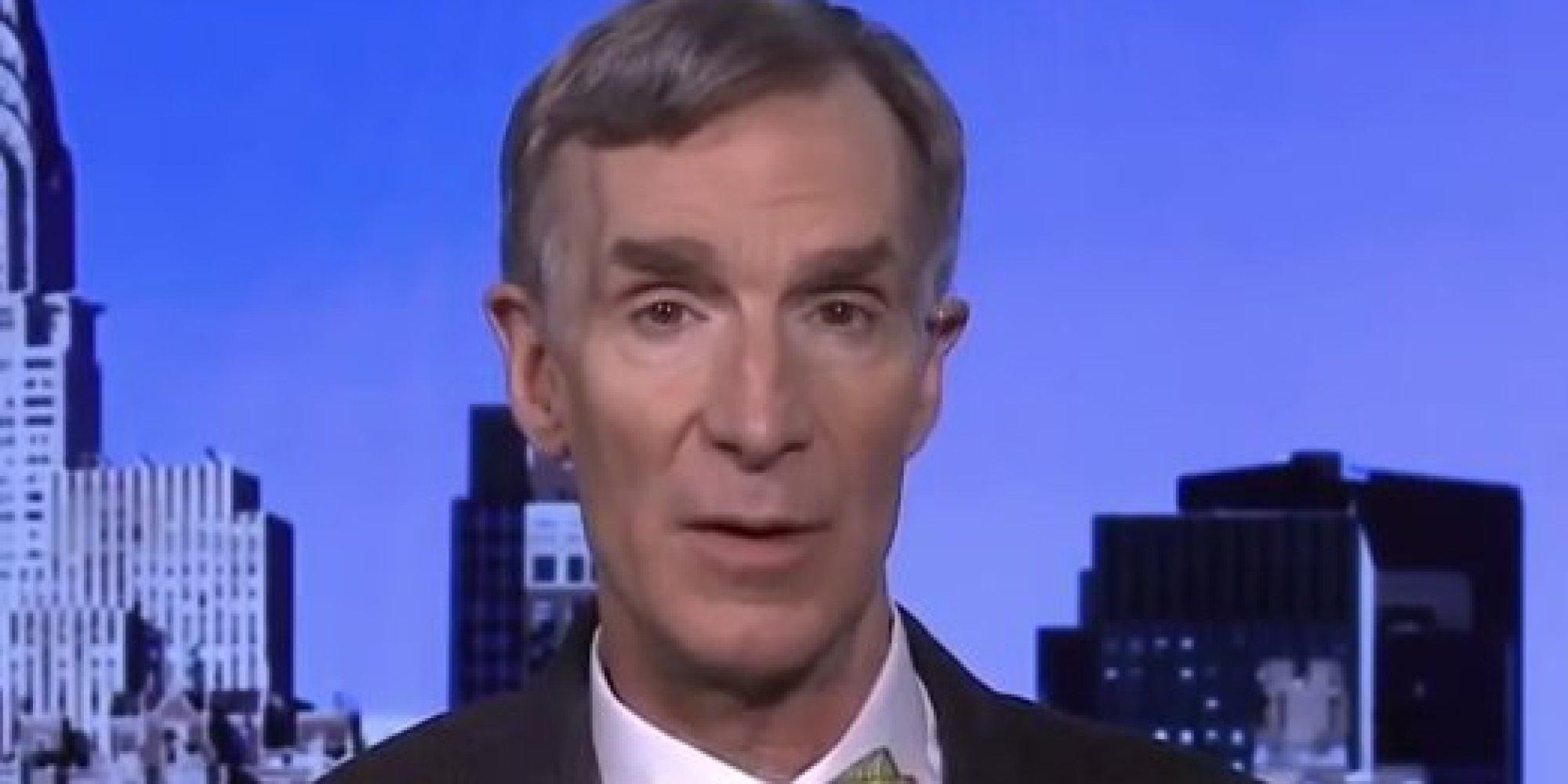 Bill Nye: Creationism Is U0027Raising A Generation Of Young People Who Canu0027t  Thinku0027 | HuffPost