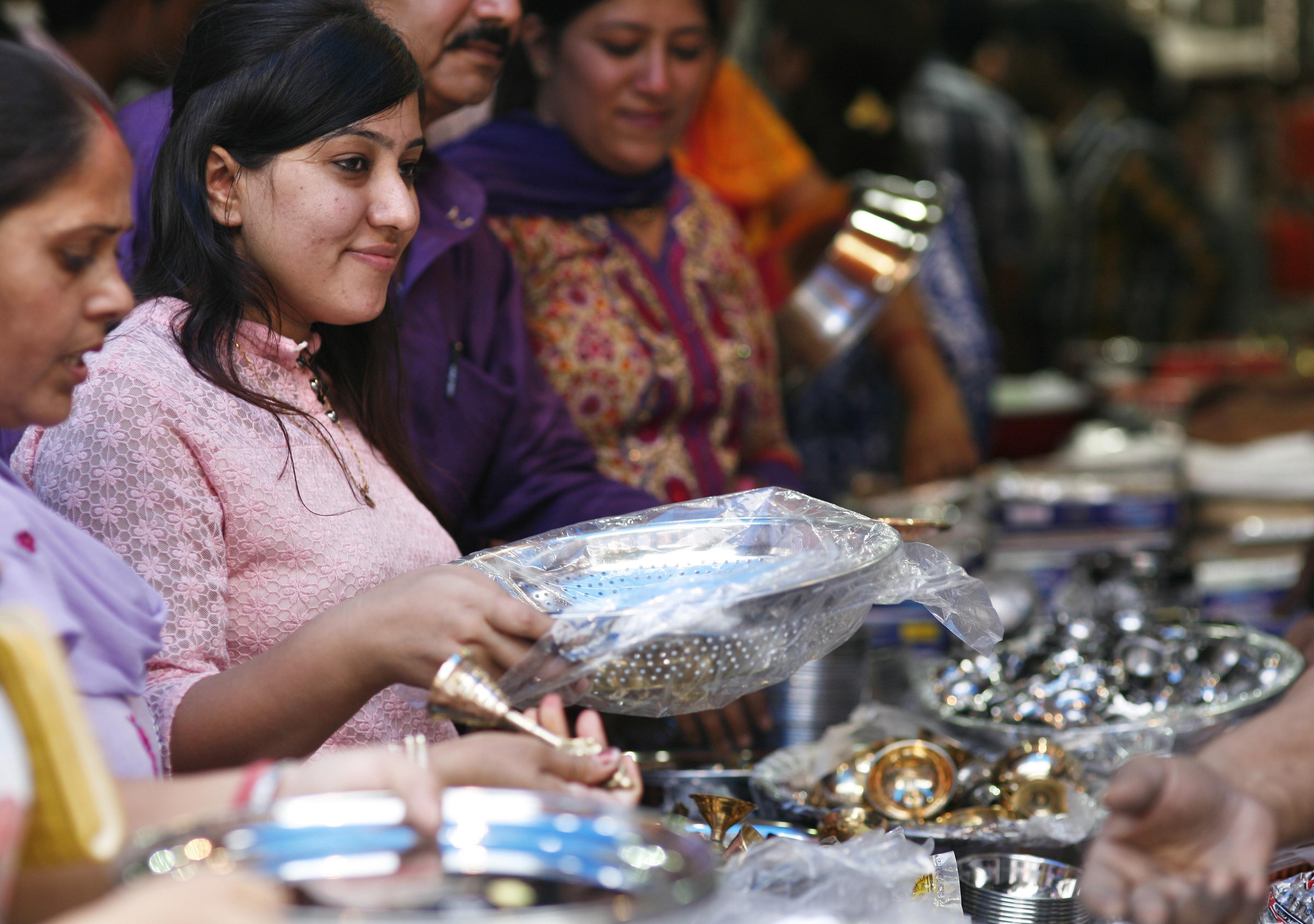 india retail