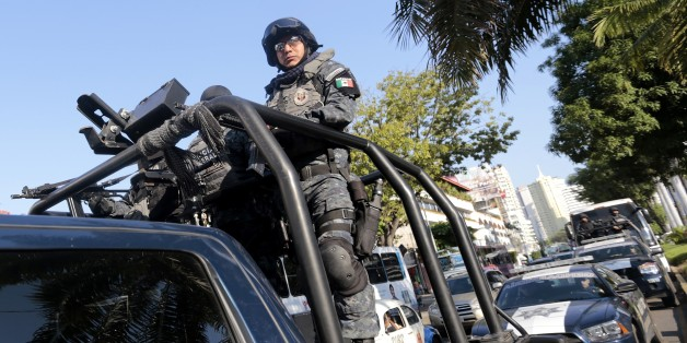 Damning Report Claims Mexican Federal Police Participated In Disappearance Of 43 Students