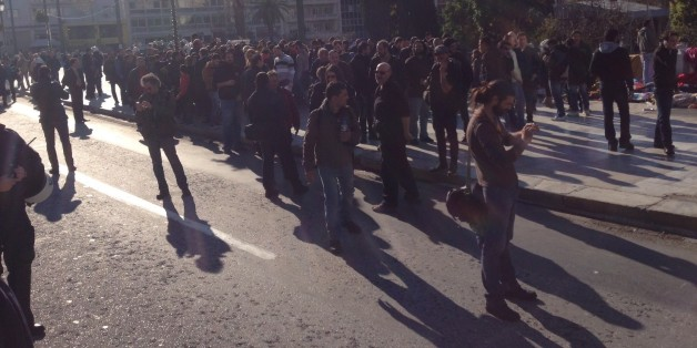 syrioi syntagma