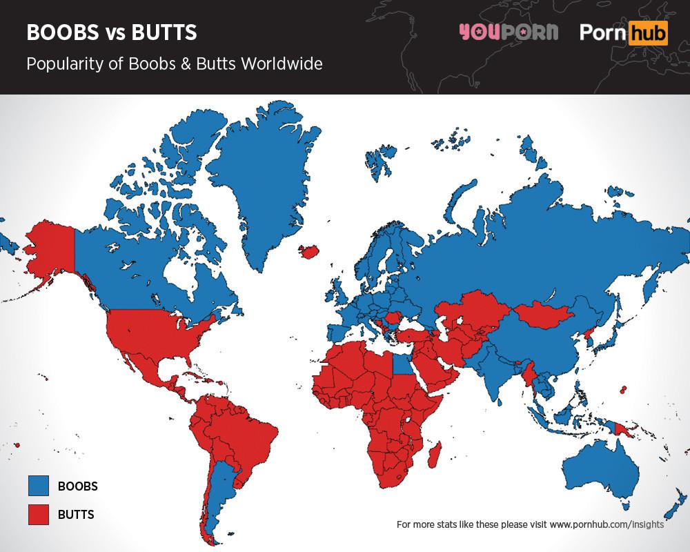 pornhub boobs butts