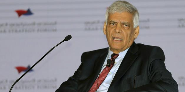 Le secrétaire général de l'OPEP Abdallah al-Badri