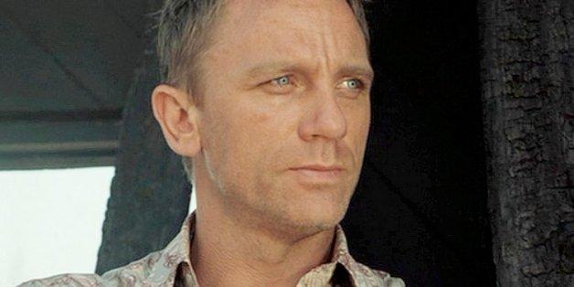 L'acteur Daniel Craig, interprète de James Bond