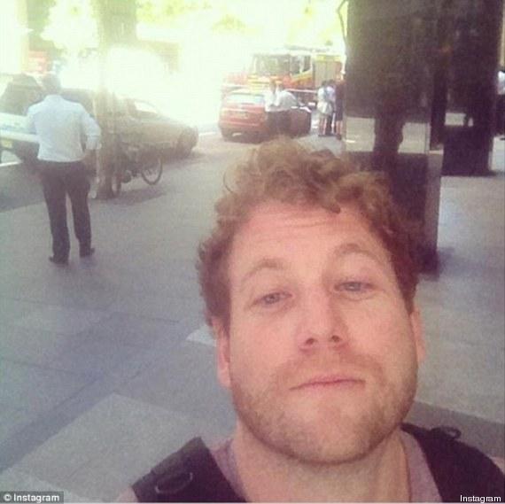 selfie australia
