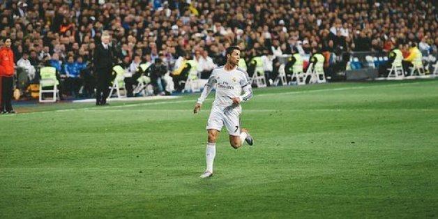 Cristiano Ronaldo, star du Real Madrid