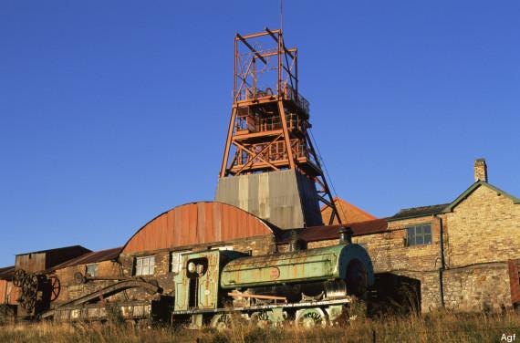 miniera galles