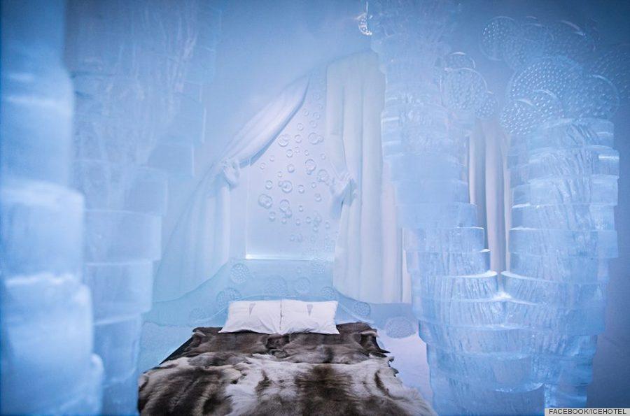 sweden ice hotel