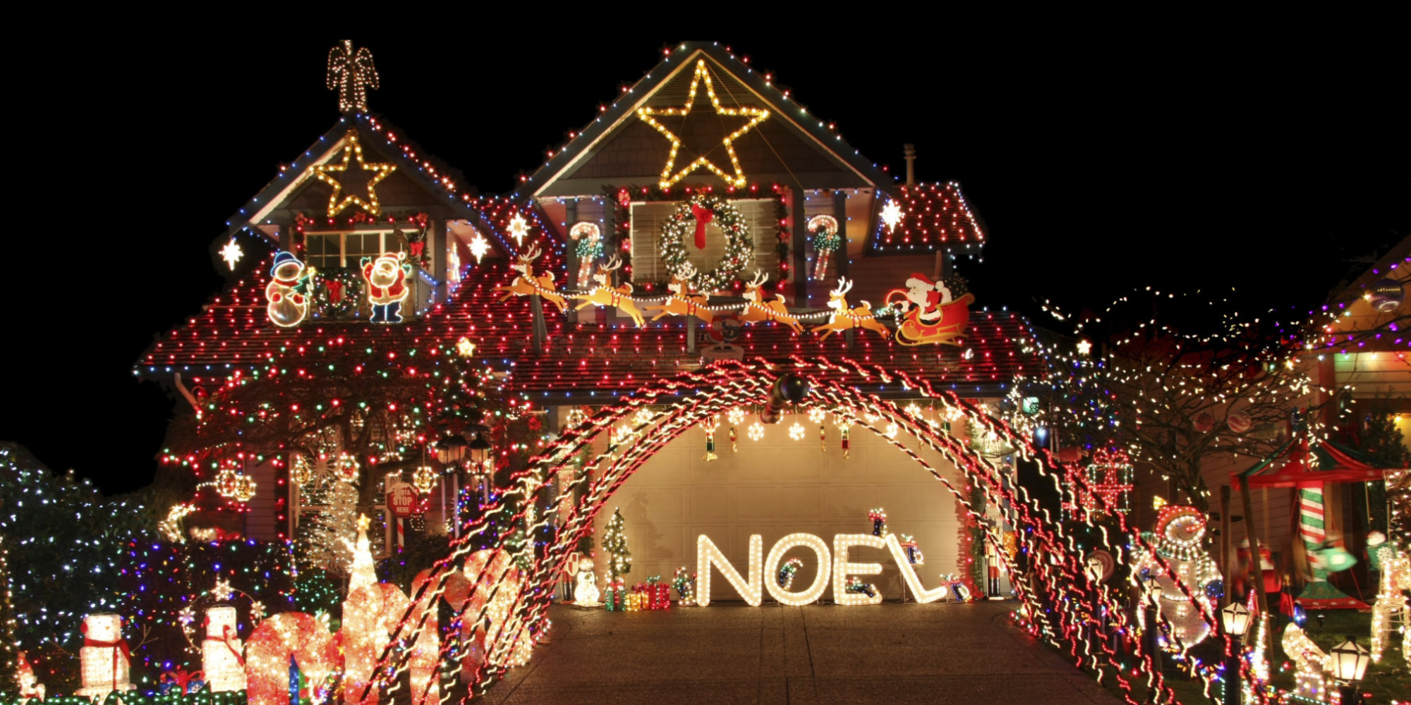 Marvelous Best Place To Get Christmas Decorations Part - 10: Huffington Post