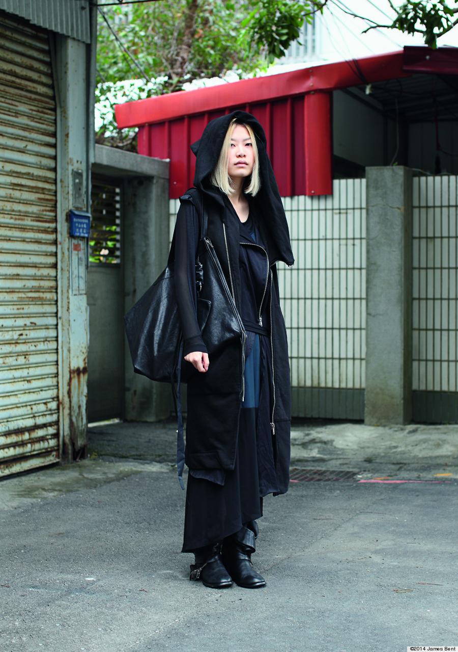 asian street style