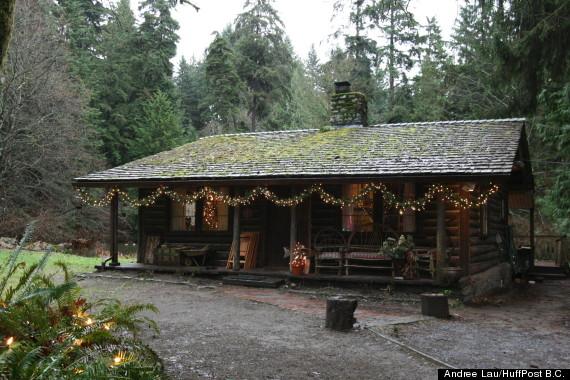 north vancouver cabin