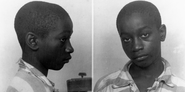 An undated photo provided by the South Carolina Department of Archives and History shows George Stinney Jr. the youngest person ever executed in South Carolina. Sixty-five years later, a community activist is fighting to clear Stinney's name, saying the young black boy couldn't have killed two white girls. George Frierson, a 56-year-old school board member and textile inspector, believes Stinney's confession was coerced, and that his execution was just another injustice blacks suffered in Southe