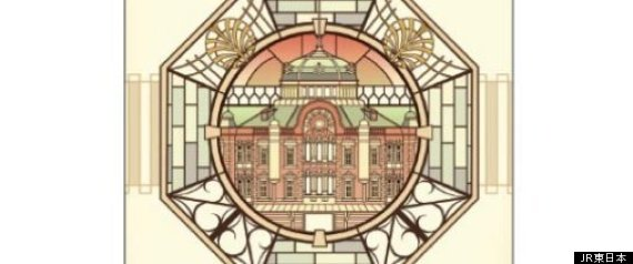 tokyo station 100 years suica