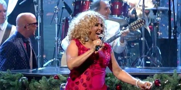 darlene love sings christmas baby please come home for david letterman one last time headshot by christopher rosen cbs - Darlene Love Christmas Baby Please Come Home