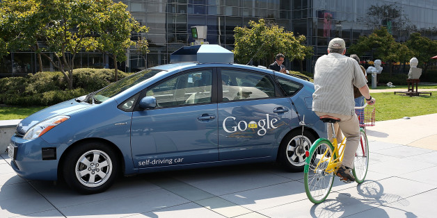 Google Doesn't Want To Go It Alone With Driverless Cars
