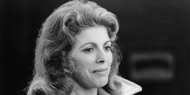 Billie Whitelaw in a scene from the film 'Gumshoe', 1971. (Photo by Columbia Pictures/Getty Images)