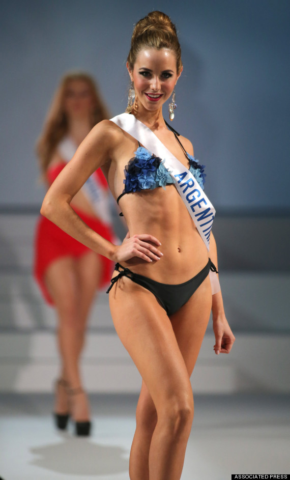 argentina beauty pageant