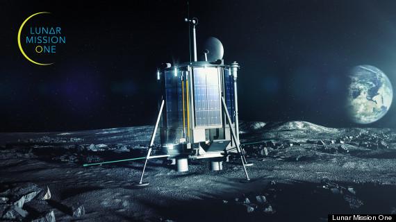 lunar mission one