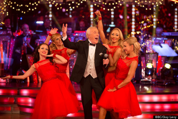 strictly bruce forsyth