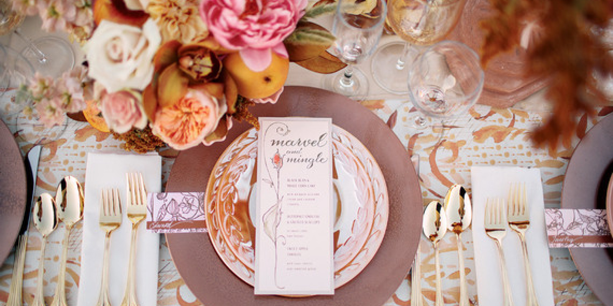 7 Wedding Ideas Inspired By Pantone\u0027s 2015 Color Of The Year ...