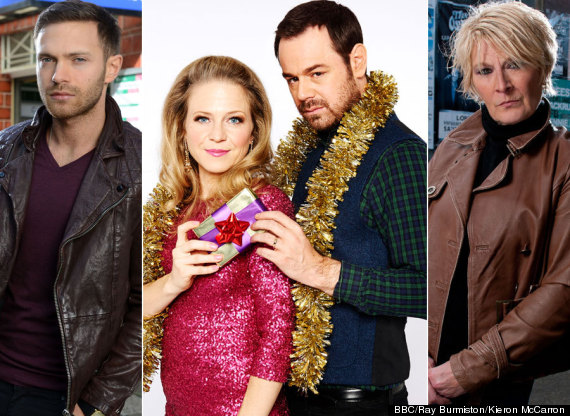 eastenders christmas review
