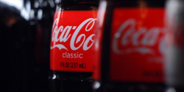 Coca-Cola classic.