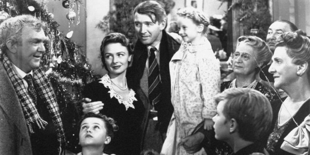 The Script For 'It's A Wonderful Life' Was Considered Racy By 1946 Standards