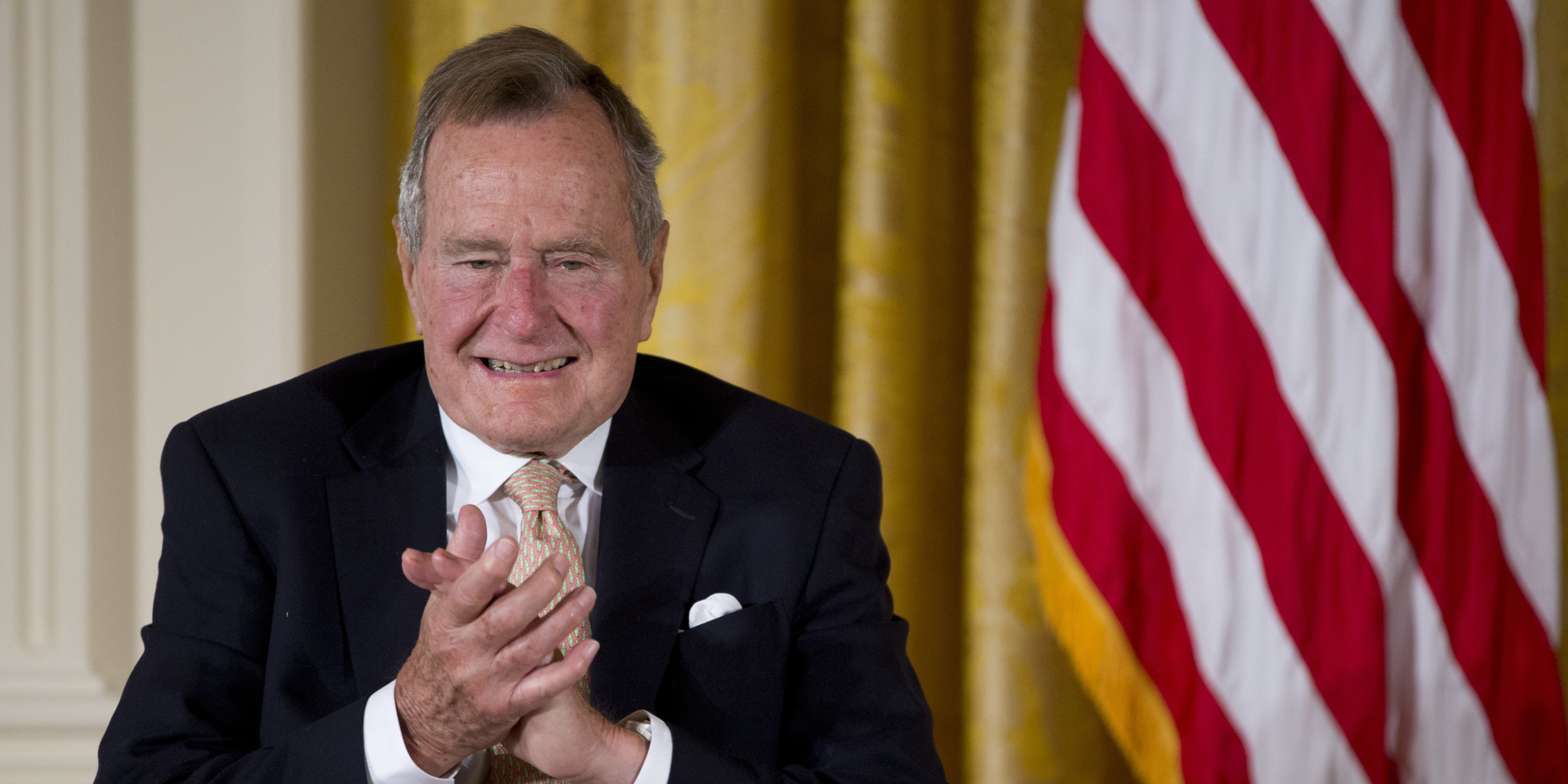 george h.w.bush essays History will not be kind to president george w bush and for good reason he was a failed president in every conceivable way and measure first he squandered budget surplus left over from president clinton and immediately put the expansion of drug coverage under medicare pt.