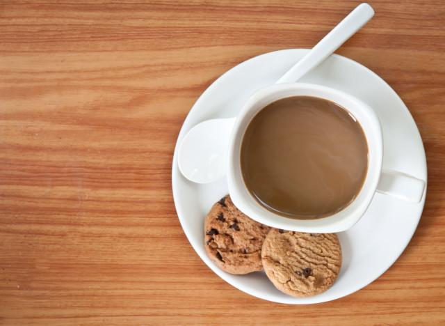 coffee cookie