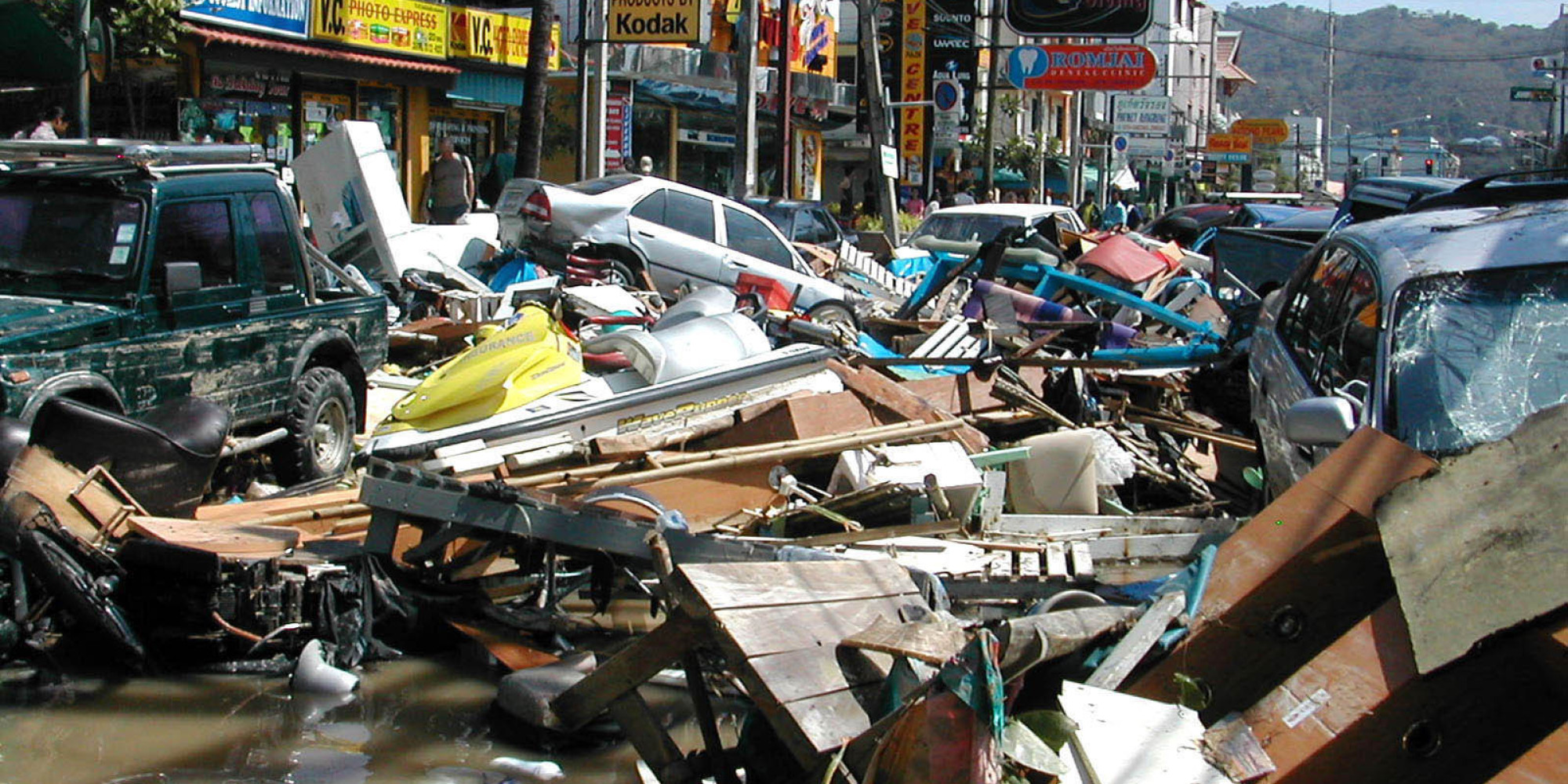 Lessons Learned a Decade After the Indian Ocean Tsunami  HuffPost