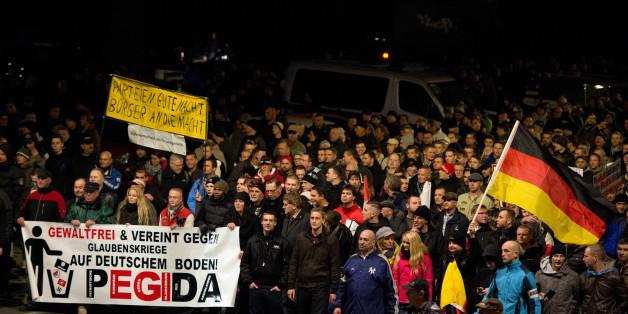 Pegida: Das ist der wahre Grund, warum Deutsche gegen Ausländer auf die Straße gehen