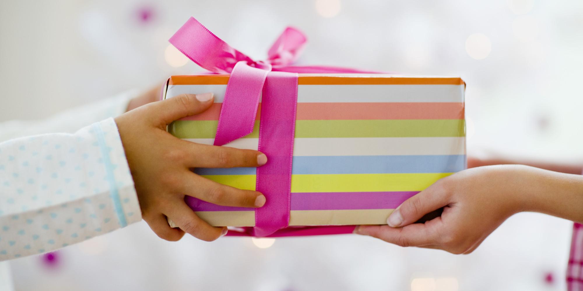 Статус про подарок от любимой