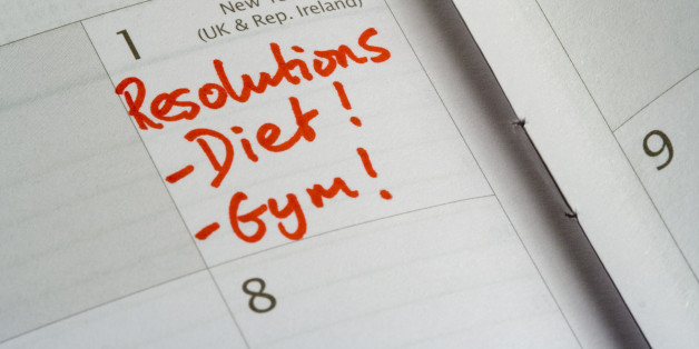 How to Keep Your 2015 New Year's Resolution