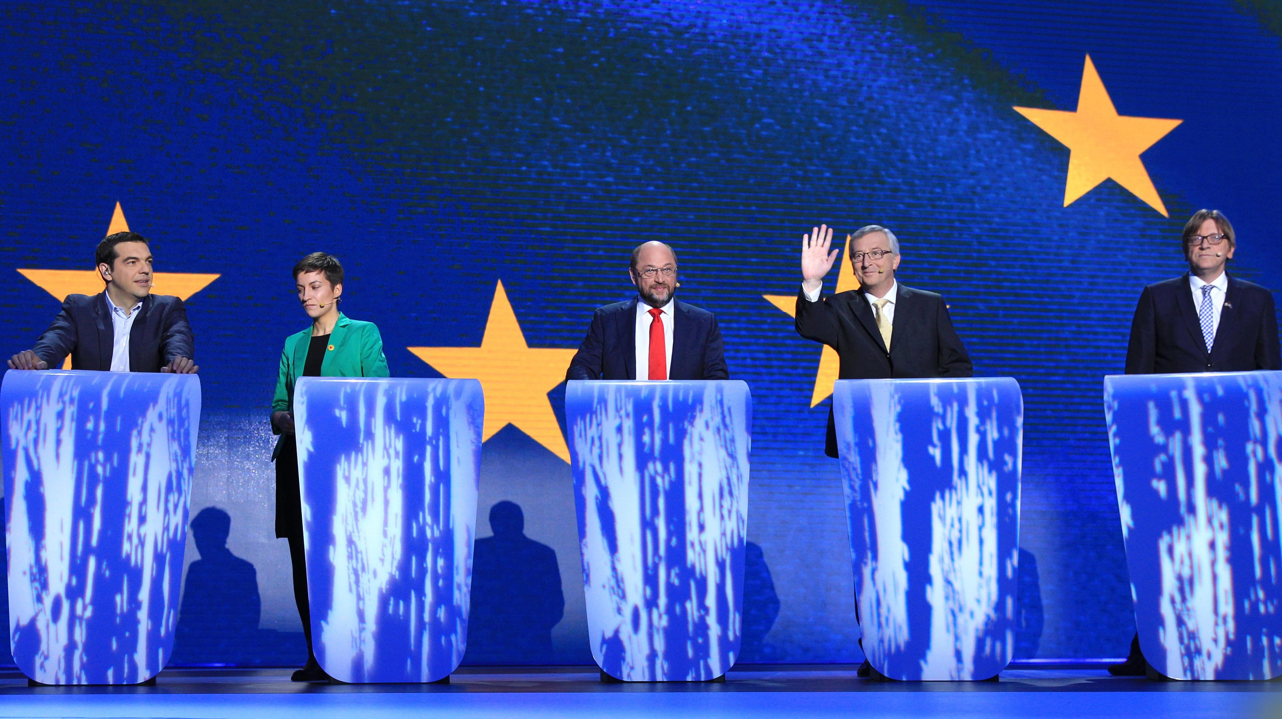 debate juncker tsipras