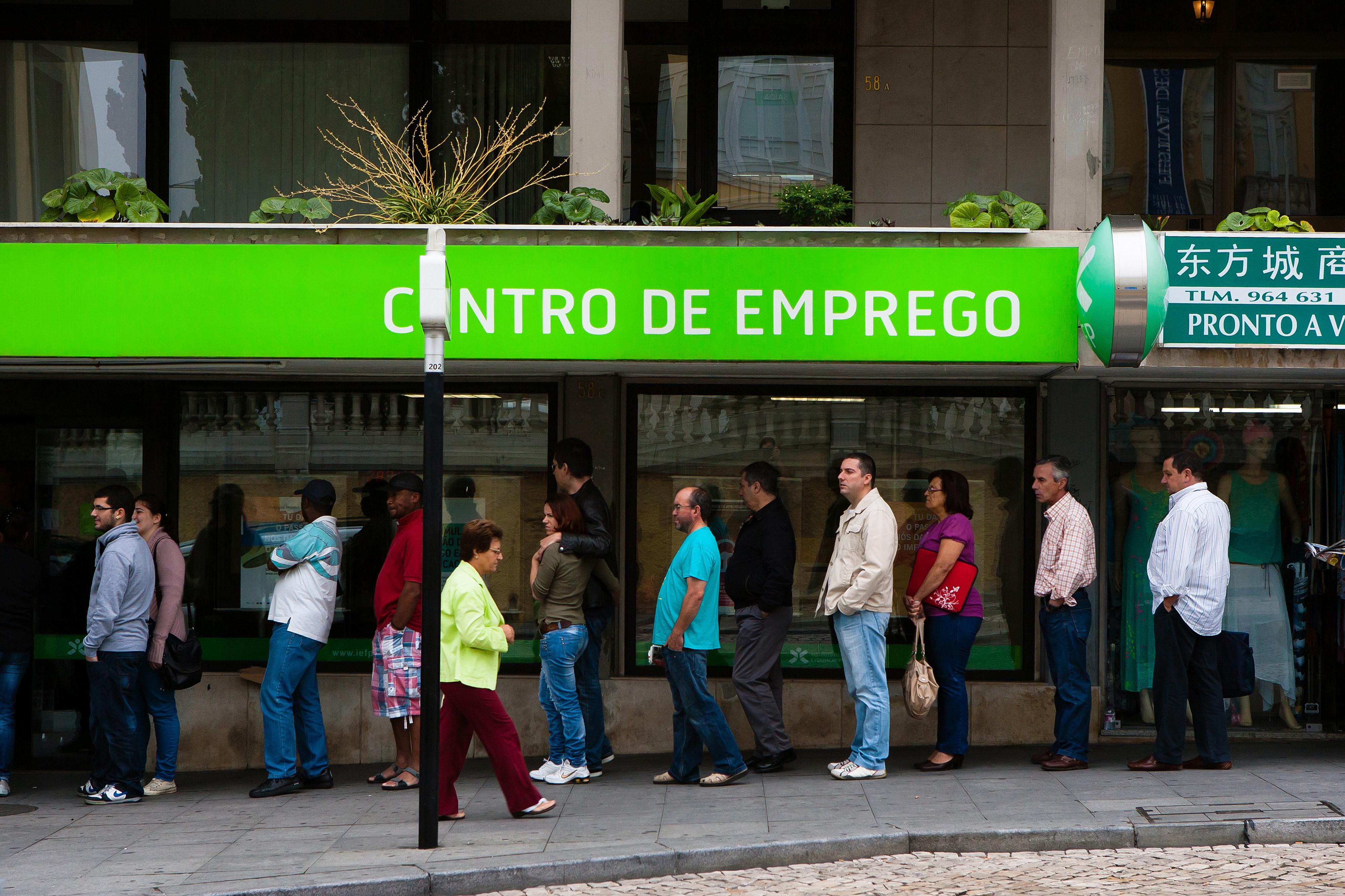 portugal unemployment