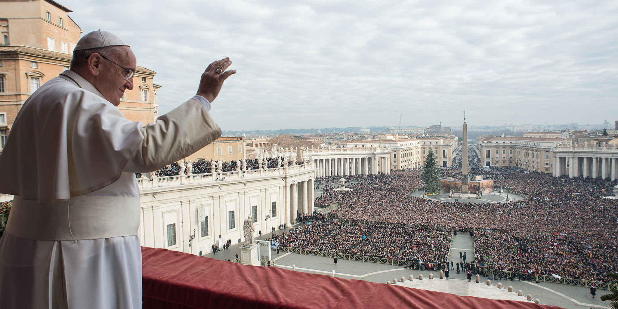 Nearly 6 million people traveled to the vatican to see - Finestra del papa ...