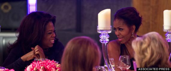 oprah winfrey dinner