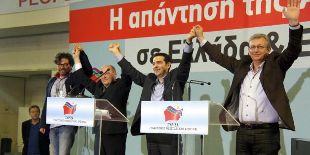 Der Vorsitzende der Fraktion DIE LINKE, Gregor Gysi, und der europapolitische Sprecher der Fraktion, Diether Dehm, werden sich vom 3. bis 4. April 2012 in Griechenland über die aktuelle Lage im Lande informieren. Dazu sind politische Gespräche geplant mit Staatspräsident Karolos Papoulias, mit Außenminister Stavros Dimas, mit Finanzminister Fillipos Sachhinidis, mit den Vorsitzenden von Partei bzw. Fraktion von SYRIZA, Demokratischer Linker, PASOK und Nea Democratica. Gregor Gysi und