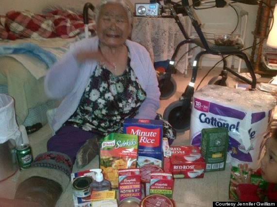 elder northern food crisis