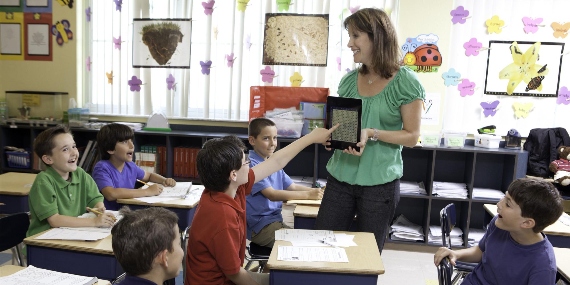 why i want to be a kindergarten teacher