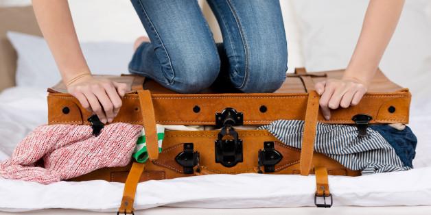 효율적으로 여행 짐 싸는 DIY 팁 20가지 (사진)