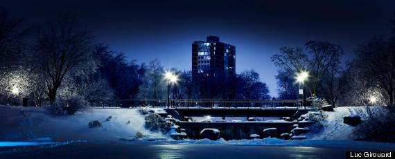 montreal ice storm
