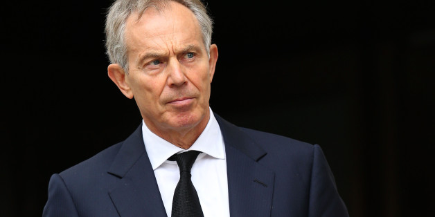 Embargoed to 0001 Monday September 22File photo dated 17/04/12 of former Prime Minister Tony Blair who has said that the UK and other Western powers should be prepared to commit ground troops to fight against extremists like Islamic State (IS).