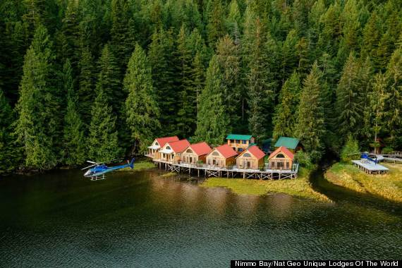 nimmo bay resort bc