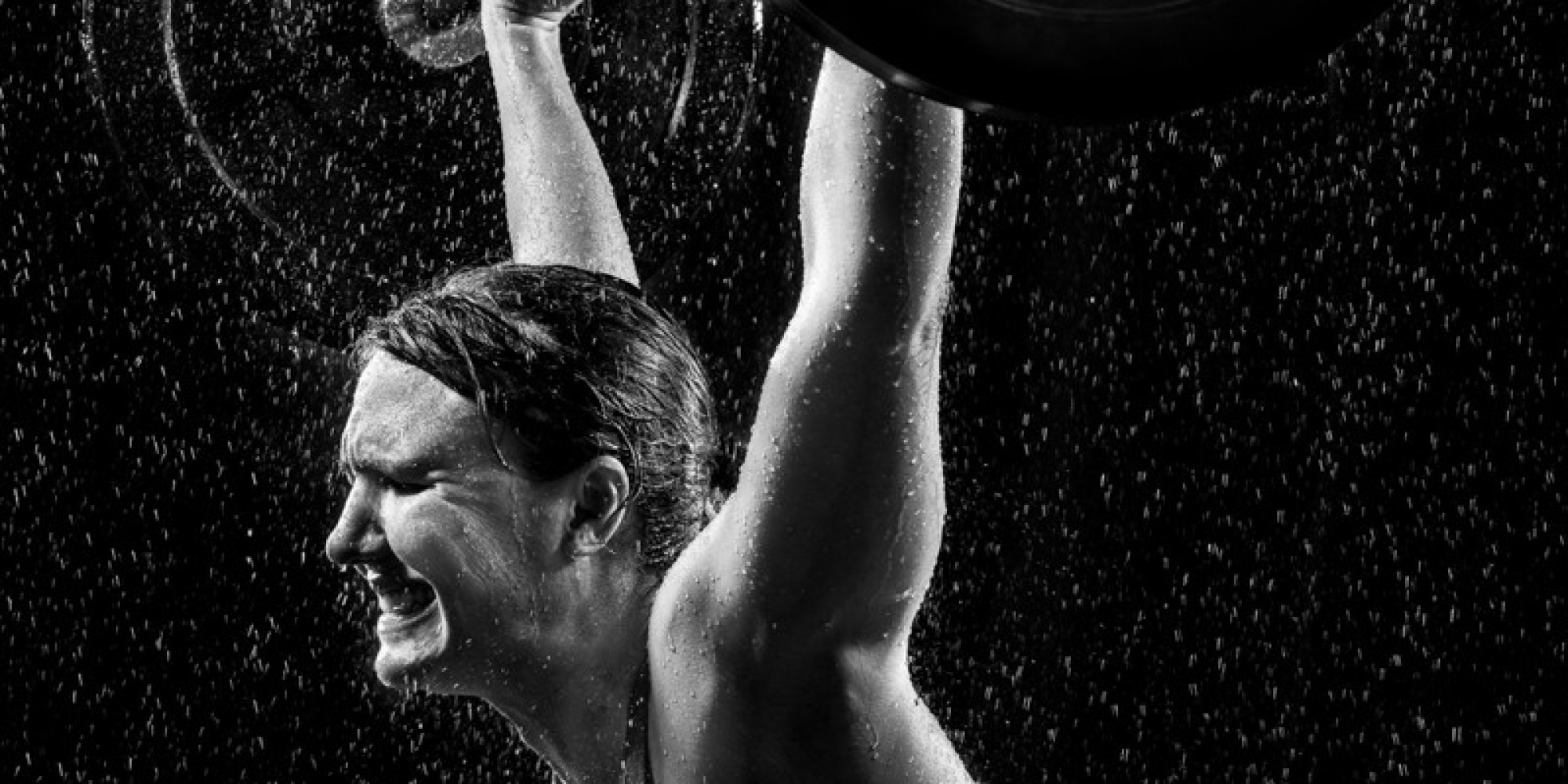 These Totally Badass Photos Prove Anyone Can Be A Fitness Model - Von wong gym shots