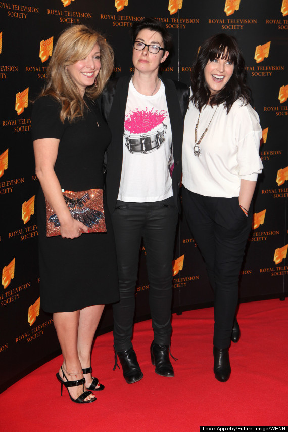 sue perkins anna richardson